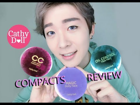 Cathy Doll Compacts Review