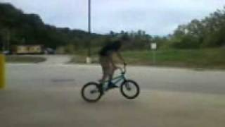 Johnny laws bmxin (Martins)