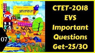 07  Environmental Studies Important Questions For CTET 2018  पर्यावरण अध्ययन NCERT Notes!