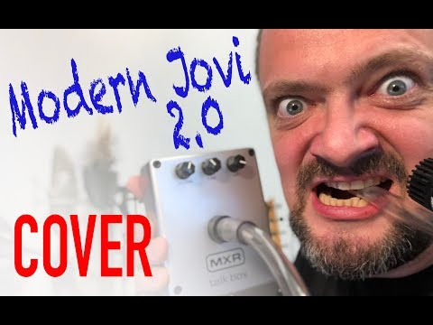 Modern Jovi 2.0 😬 cOVER🎸 by Pushnoy. With Talk Box!!!