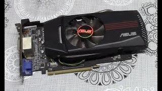 Разбираем NVIDIA GeForce GTX 650.