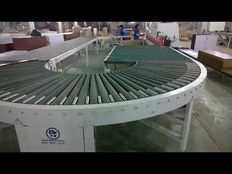 Rotary Line for edge bonding small panel SplitIt