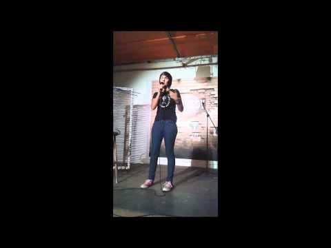 Barcelona Comedy Club Marzo 2014 Nuria Jiménez