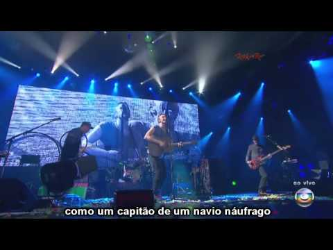 Coldplay Violet Hill  - Rock In Rio 2011 Coldplay Tradução / Legenda HD
