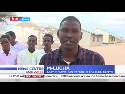 M-Lugha: New innovation in North Eastern Kenya could address the problems in the education sector