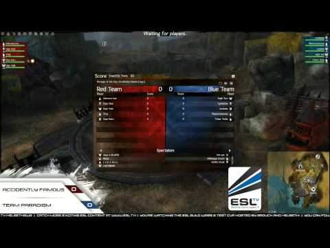 ESL TCup - SF - Team Paradigm vs Accidentally Famous