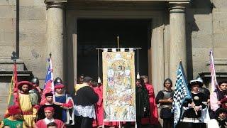 preview picture of video 'Presentazione Palio delle Contrade Castel del Piano'