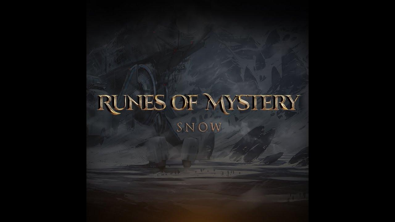 Runes of Mystery: Snow
