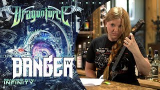 DRAGONFORCE Reaching Into Infinity Album Review | Overkill Reviews