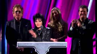 Joan Jett/Kenny Laguna - (UNCUT  Full Induction Speech) ((HD))