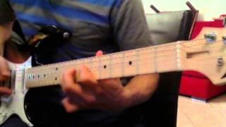 Joe Satriani - Redshift Riders (Cover)
