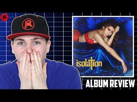 KALI UCHIS – ISOLATION   ALBUM REVIEW
