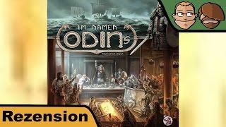 Im Namen Odins - Brettspiel - Review