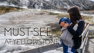 Top Things to See at Yellowstone National Park