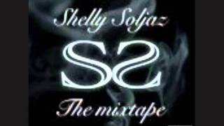 SHELLY SOLJAZ.. FUCK THE COPS.. dj 4real's d+b urban shakedown mix