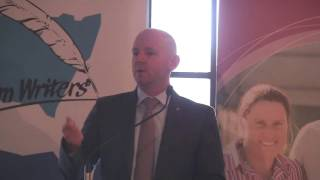 The Hon. Niall Blair Delivering The Farm Writers Christmas Address (part 2)