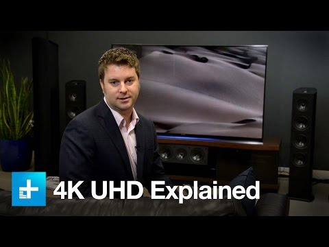 4K Ultra High Definition Explained