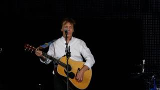 Paul McCartney - In Spite Of All The Danger - Philadelphia 07-12-2016