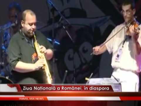 Ziua Naţională a Românei, în diaspora