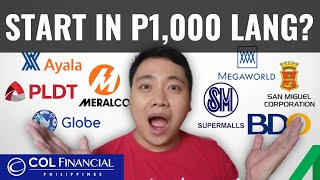 How to Open a COL Financial Account and Invest in the Philippine Stock Market