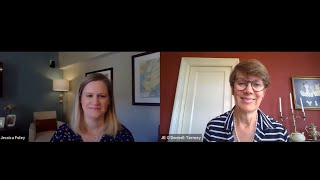 """Discussion: Jill O'Donnell-Tormey & Jessica Foley - """"Cancer Immunotherapy Treatment and Research"""""""