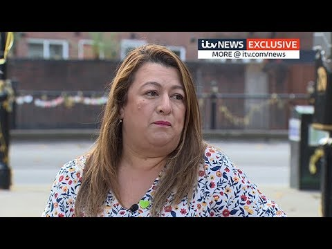 Aunt of Grenfell victim: 'Somebody would have received that information and didn't act on it'