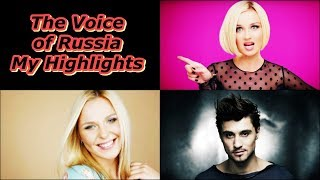 The Voice of Russia - My Highlights