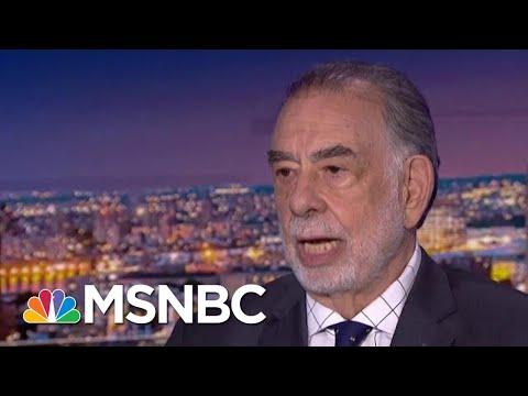 Francis Ford Coppola Backs Prosecutors Playing Godfather Clip At Trump Adviser's Trial | MSNBC
