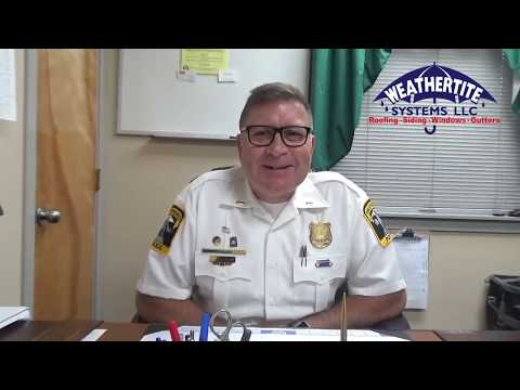 Lt. Nelson J. Abarzua, Director of Public Safety, for the Prospect, CT Police Department, had some nice...