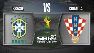Brasil Vs Croacia | Copa Mundial Brasil 2014 | Apuestas Deportivas En Fútbol