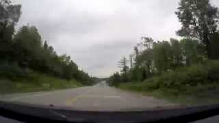Time Lapse - Kenora ON to Thunder Bay ON