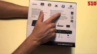 SiliconDust HD HomeRun Prime CableCARD Tuner Unboxing: HDHR3-CC