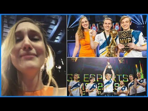 Sjokz Breaks Down in tears Following G2's victory at MSI 2019 | LoL Daily Moments Ep 465