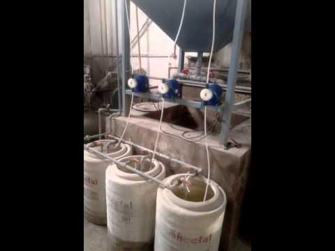 Food Industries Effluent Treatment Plant
