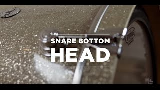 D'Addario Core: How to Change and Tune a Snare Drum (Bottom)