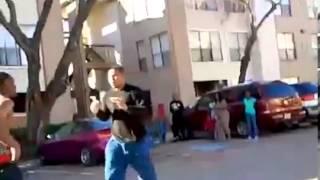 u0027You Got 7 Seconds u0027   Crip Fight   Hood Ghetto Brawl New Video 2013