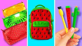 36 JUICY SCHOOL DIYS AND CRAFTS