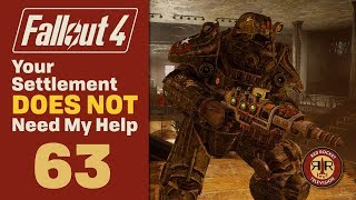 Fallout 4 Let's Play - Alternate Start Survival Mode - Episode 63 - Attention Fallons Shoppers