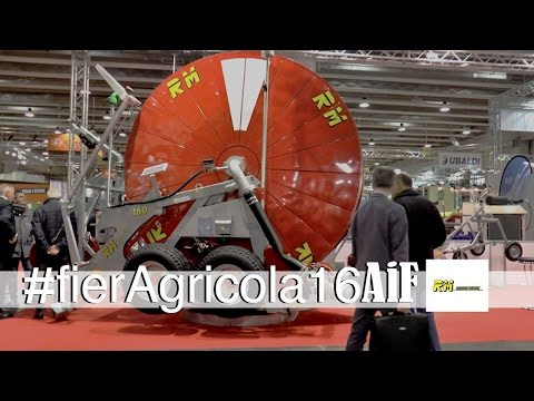 Macchine irrigatrici per agricoltura - RM