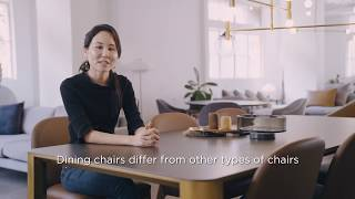Style Spy With Domenica: Tips For Choosing Dining Chairs