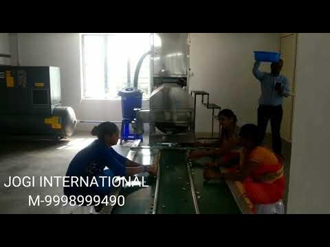 Cashew Nut Peeling Separator Machine
