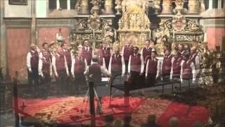 preview picture of video 'Carinthia-Chor Millstatt Is schon still uman See'