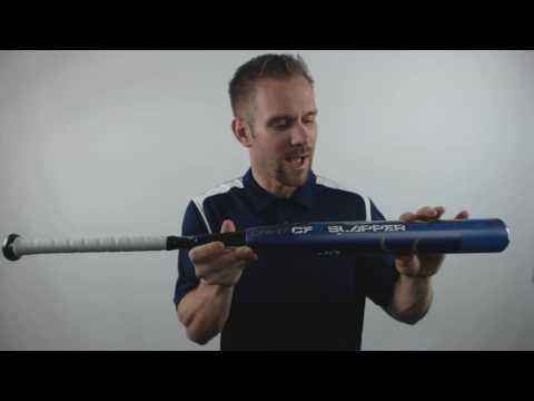 2017 DeMarini CF9 Slapper Fastpitch Softball Bat: WTDXCFA