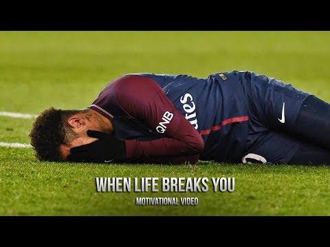 Neymar Jr - When Life Breaks You •  Motivational Video 2019 (HD)