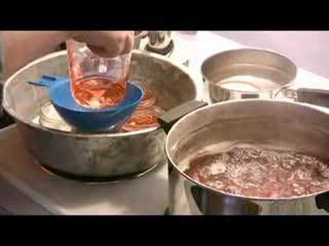 how to make jelly with cordial