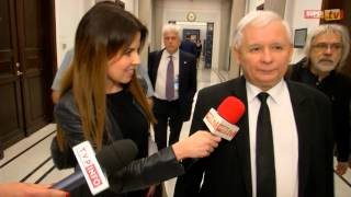 Czego Kaczyński życzy opozycji?
