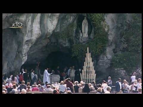 Chapelet à Lourdes du 14 septembre 2019