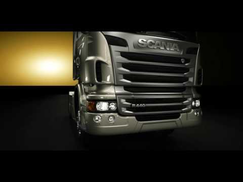 2009 MY Scania Video