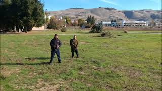 Part 2 of my drone trip to Coyote Creek Park last week