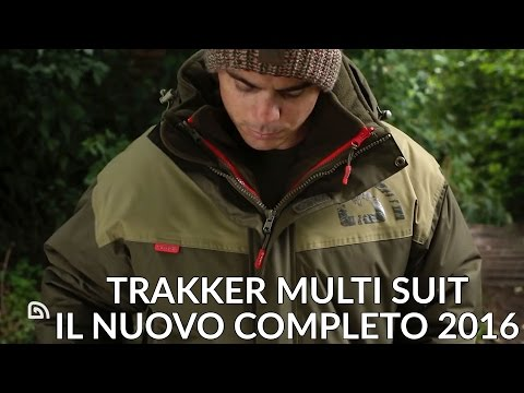 PRESENTAZIONE TRAKKER CORE MULTI-SUIT (COMPLETO GIACCA-PILE STACCABILE-PANTALONE)